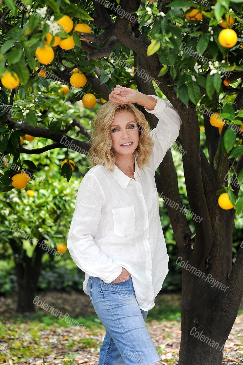 Donna Mills: Fabulous At 76!