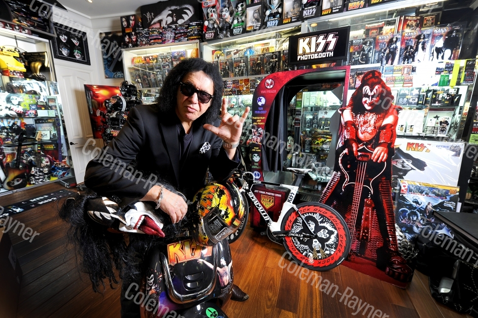 At home with Gene Simmons: Inside my private world