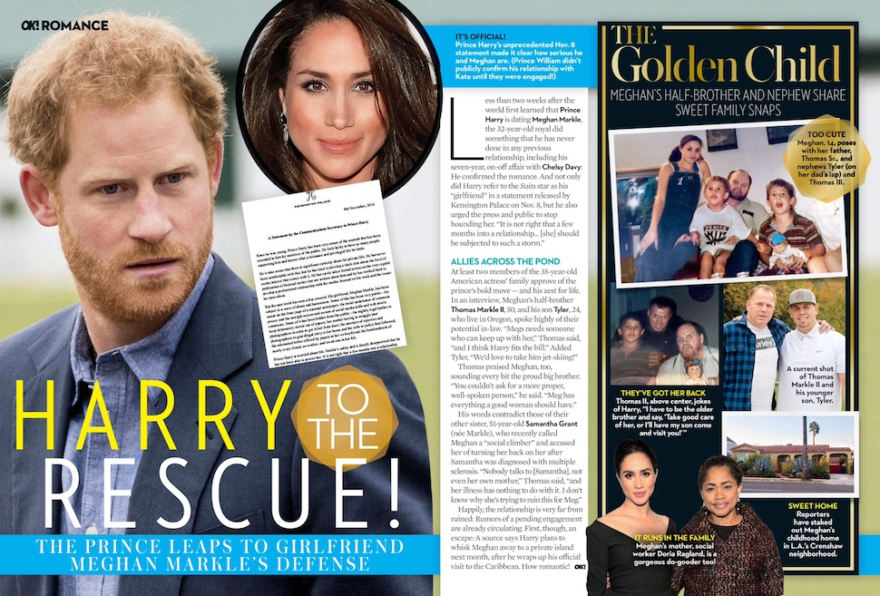 Meghan Markle family tell all inset re-sized